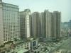Vue de l\'hotel Huatai (Changping Town, Dongguan)