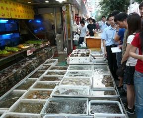 Restaurant de fruits de mer