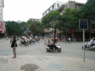 circulation dans yangchun