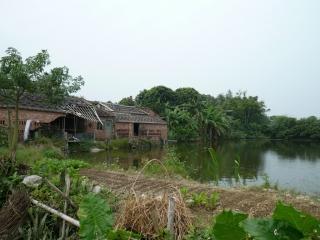 lac destiné à la pisciculture