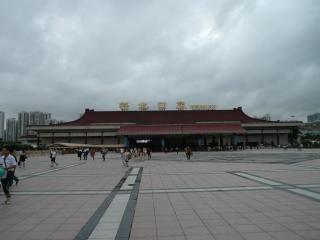 frontière avec Macao